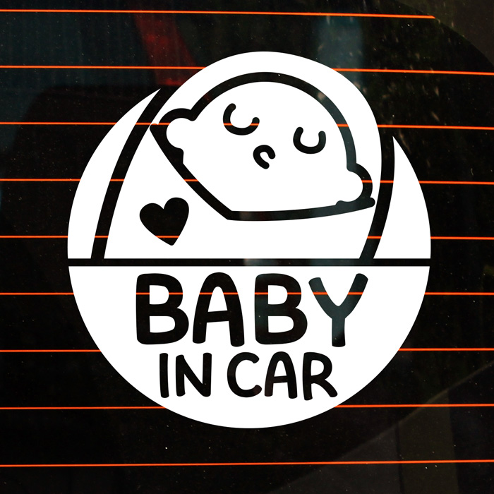 [LSC-684]엠블렘 코자 baby in car